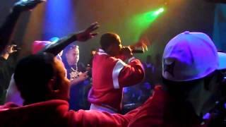 "YG PERFORMING ""IM GOOD"" LIVE @ CLUB DECOS 4.2.2011"