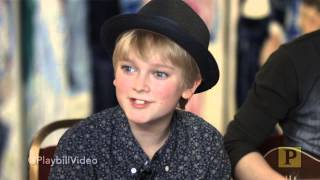 """Finding Neverland"" Kids Sing ""We"