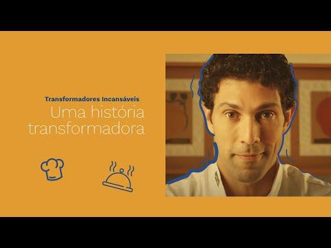 Rodrigo Oira chef do Mocotó  Transformadores Incansáveis ep 1