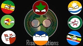 ROBLOX: Rise OF Nations - LA BATAILLE POUR L'AFRIQUE