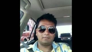 Yeh bambai sehar hadson ka sehar hai sung by Amit Dutta