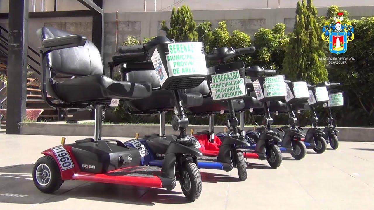 sillas de ruedas electricas arequipa