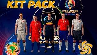 [PES2016] TUTORIAL Kit pack Copa America Centenario PS4 -Importar imagenes