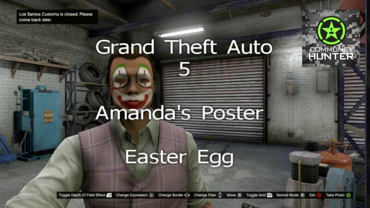 GTA 5: Easter Egg Hunt Part 1! Mysterious Ron! - YouTube