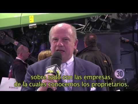 Powerboost Sudamérica 206 : Entrevista exclusiva con Martin Richenhagen (CEO de AGCO !)
