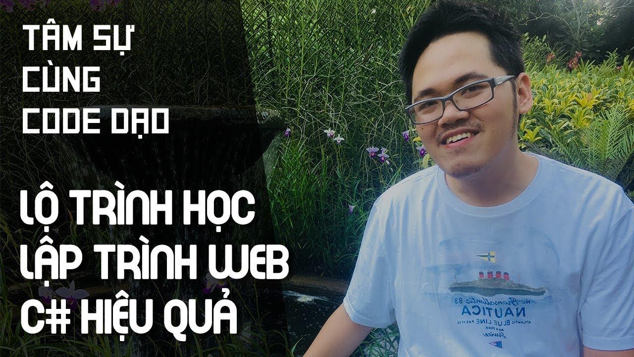 Lộ trình học Lập Trình Web và C# hiệu quả