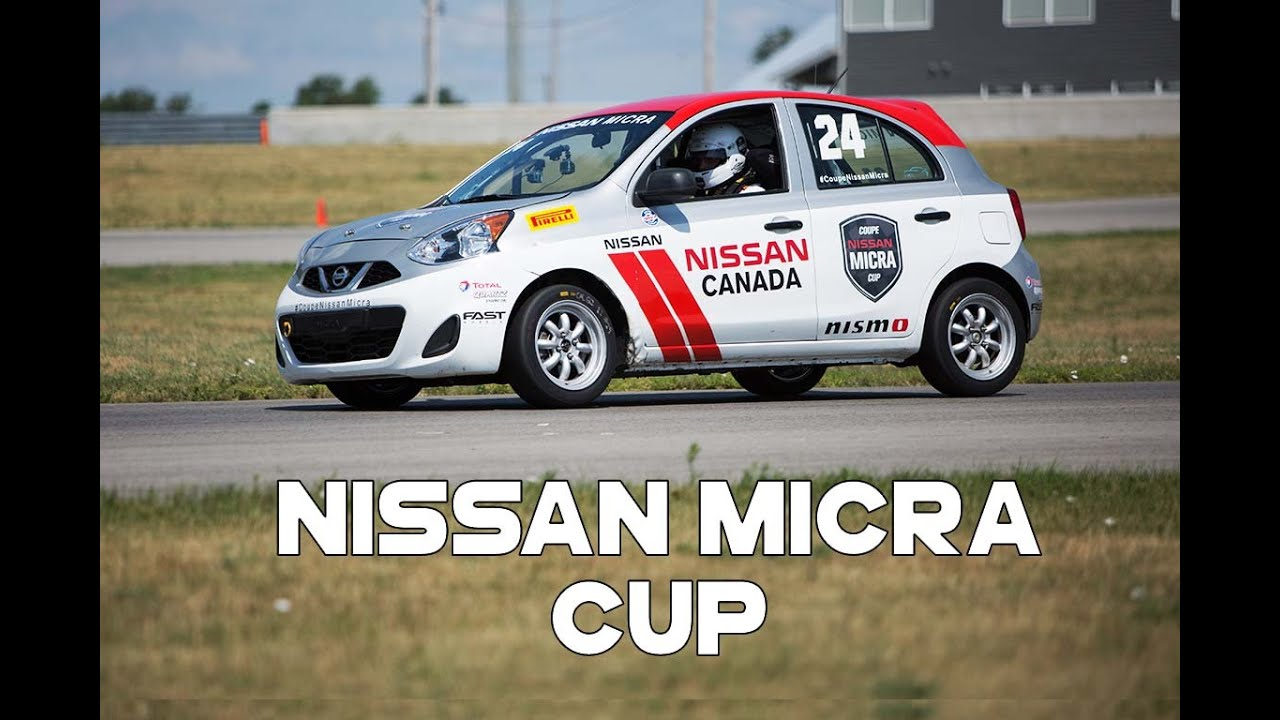 2016 Nissan Micra Cup Car Proves You Can Race a Cheap Car with No ...