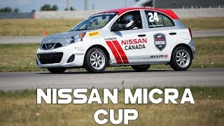 2016 Nissan Micra Cup Car Proves You Can Race a Cheap Car with No Power and Actually Have Fun