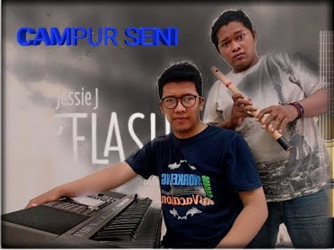 Jessie J - Flashlight (Cover) Seruling batak