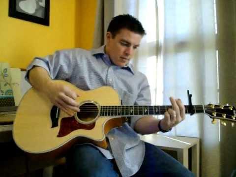 How To Play Jesus Lover Of My Soul Hillsong Matt Mccoy Youtube