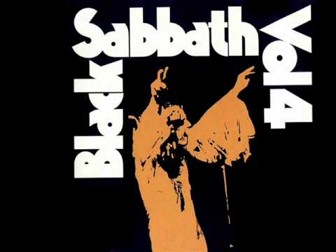 Black sabbath volume 4 youtube
