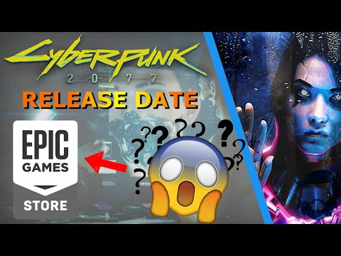 Cyberpunk 2077 June Release?  NOT Epic Exclusive! New Witcher RPG By 2021? thumbnail