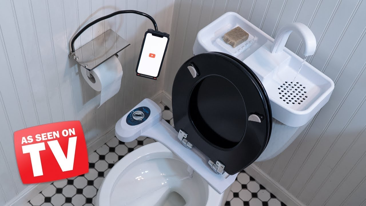 As Seen On TV Toilet Gadgets TESTED!