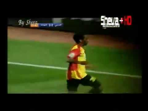 Taraji 1-VS-0 Wided Final Coupe d'afrique issam chawali