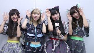 12月13日に1stミニアルバム「ミニバン」を発売したアイドルグループ・バ...