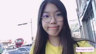 [VLOG]몽골 고등학생 여름방학/방학 브이로그1/소소…