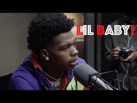 Lil Baby: Gangsta Grillz, My Dawg, A Town, Working With Young Thug And QC