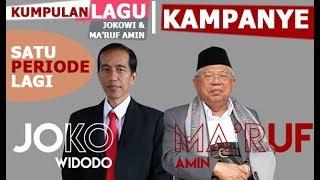 Download Video Terbaru LAGU KAMPANYE JOKOWI MA'RUF AMIN PILPRES 2019 MP3 3GP MP4