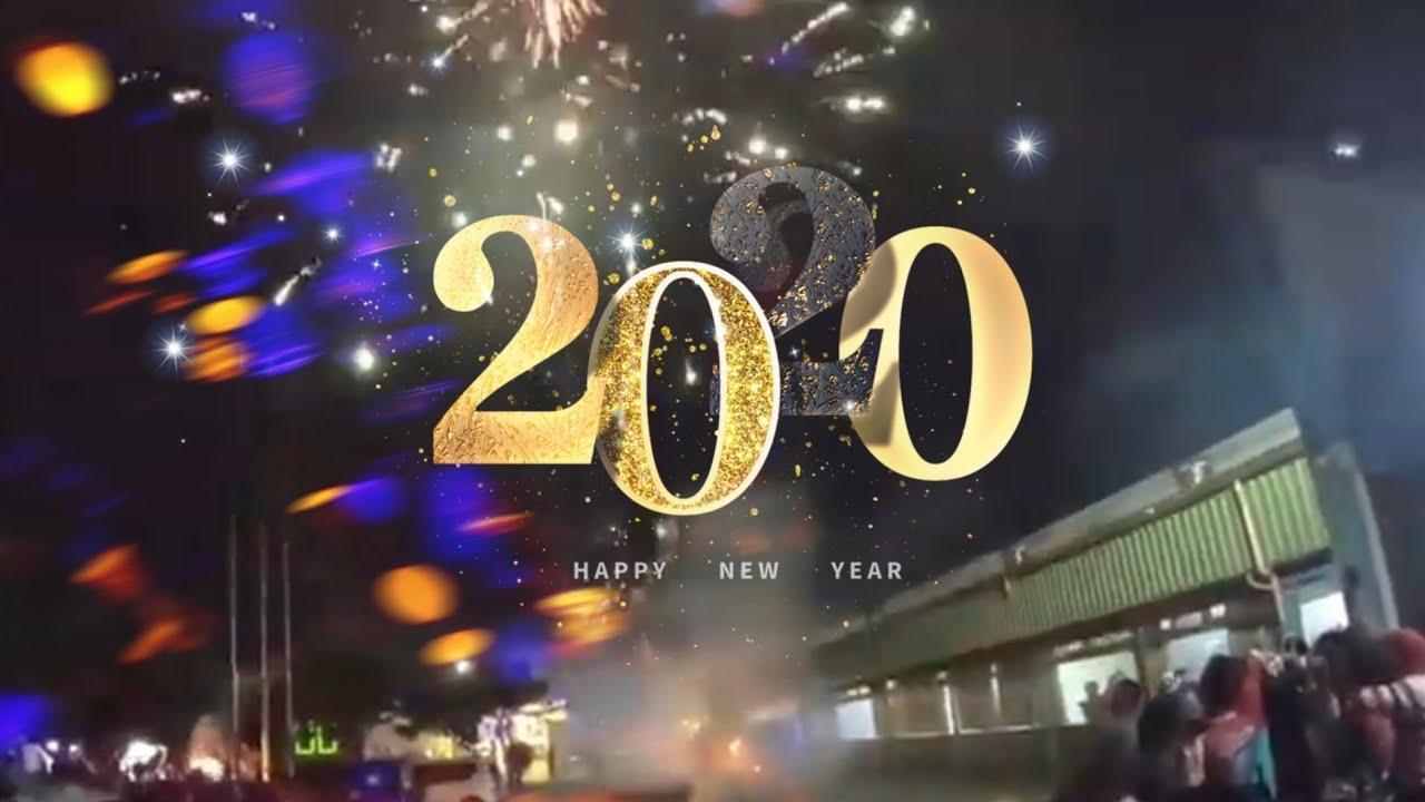 New Year's Ev 2020 Happy New Year! - YouTube