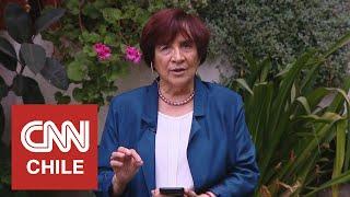 """Carmen Hertz: """"Gendarmería estaría cometiendo una irregularidad"""""""