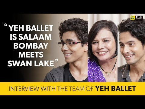 Yeh Ballet Interview With Anupama Chopra | Netflix India | Film Companion