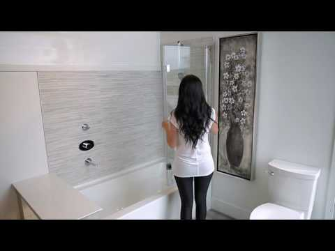 Discover The Flip Shower Door