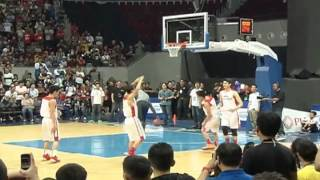 WATCH: Kobe Paras dunks on LeBron James