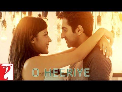O Heeriye Song - Ayushmann Khurrana | Rhea Chakraborty | Official Single