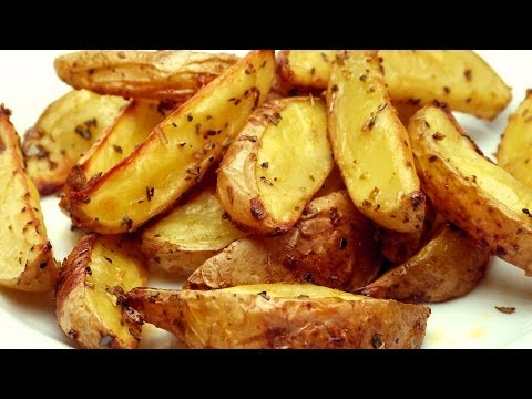 How to Bake Potato in Oven - Easy Turkish Recipes