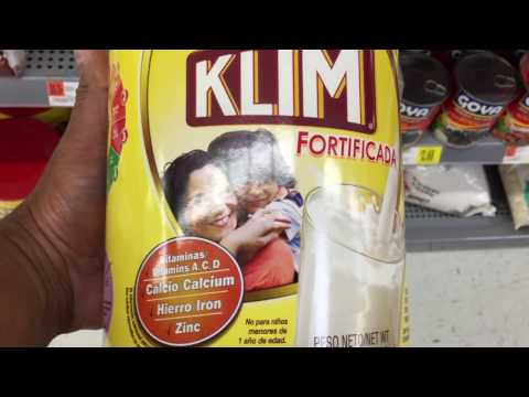 Klim Nestle Dry Milk
