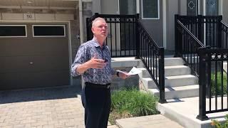 Таунхаус в аренду за $2,700 долларов в месяц, Торонто. Канада. Сколько стоит, что включено?