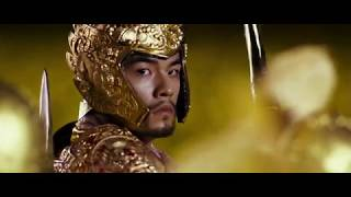 Curse of the Golden Flower - Battle Scene between Prince Jai and Emperor