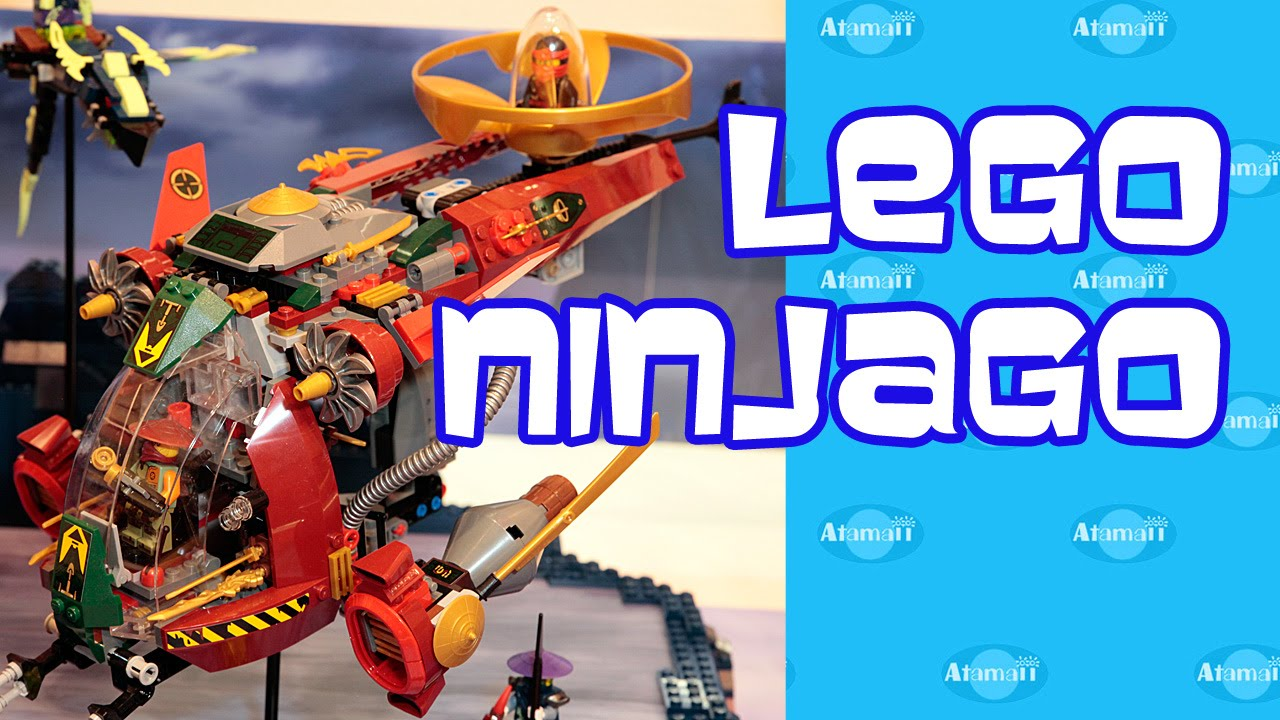 LEGO Ninjago | LEGO® Ninjago is based on a hit TV series in which a brave ninja team battles the villains that seek to destroy their world. Your child will love to meet all of the characters that they recognize and to play the Spinjitzu game with their friends, making this a very social experience, too. As with all LEGO toys, the building is.