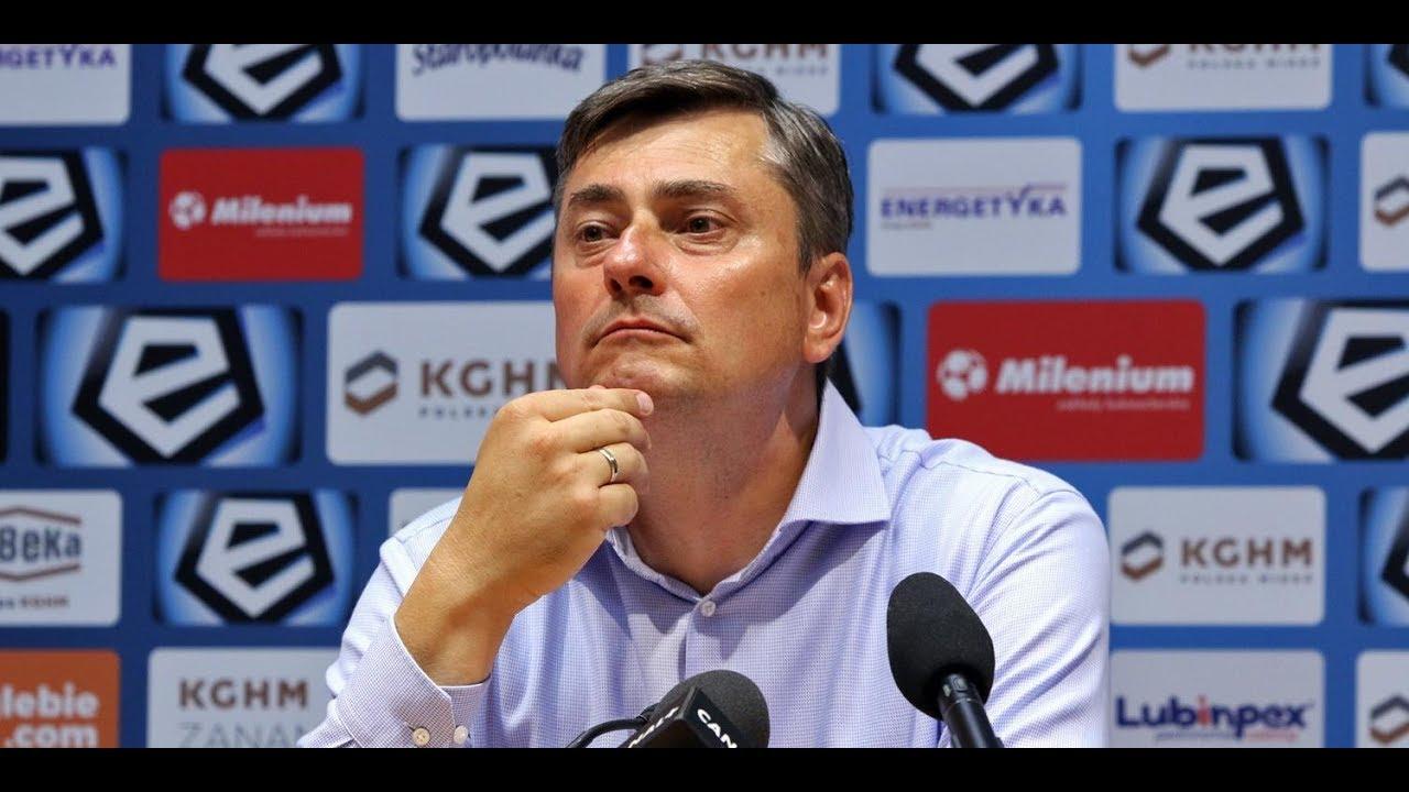 Zagłębie Lubin – Pogoń Szczecin 3:0 (KONFERENCJA)