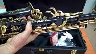 Обзор альт саксофона Made in China. Китайский Selmer - что это?