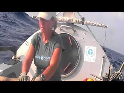 From Office Worker to Record-Setting Ocean Rower