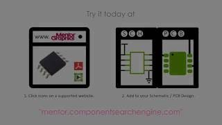Mentor Graphics PCB Libraries - FREE!