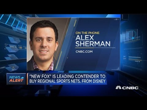 'New Fox' leading contender to buy regional sports networks it sold to Disney