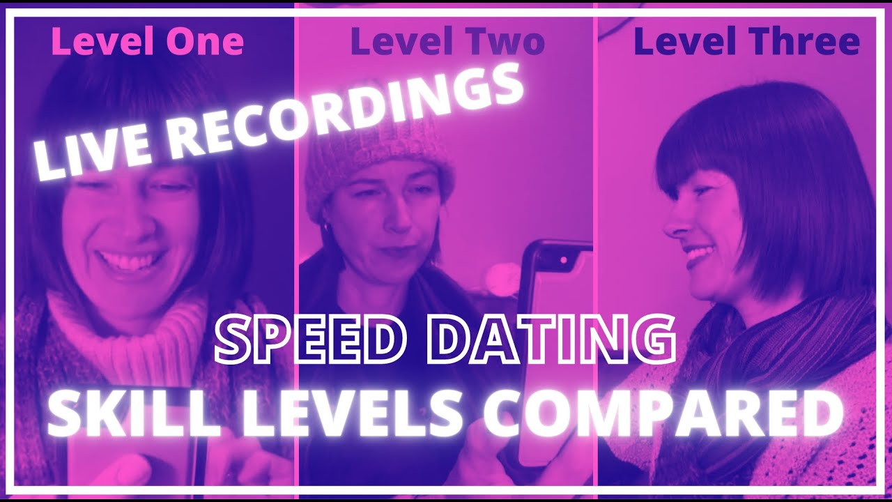 prepare for speed dating