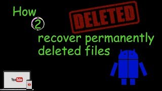 how to recover permanently deleted media from pc in hindi