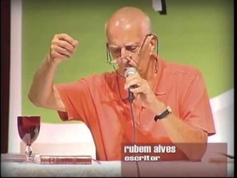 """Rubem Alves - """"Perguntaram-me se Acredito em Deus"""" 22-08-07"""