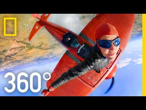 360° Wingwalker - Part 1 | National Geographic