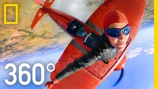 360° Wingwalker - Part 1   National Geographic thumbnail