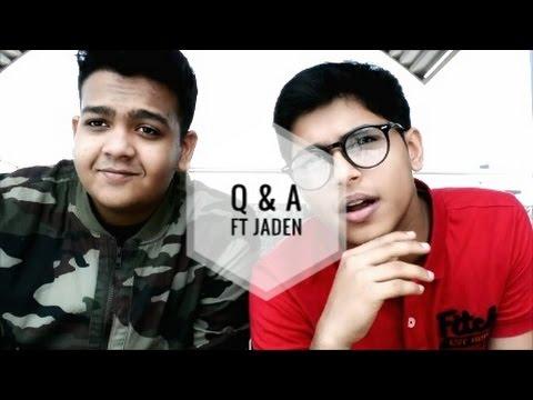 The Most Honest Q&A Ft Jaden Maskie
