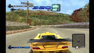 Need For Speed 3 Hot Pursuit | Hometown | Hot Pursuit Race 206