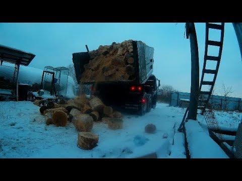 Доставка дров идеальному заказчику