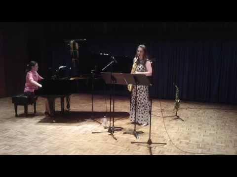 Snapshots for Tenor Sax & Piano - C. Likhuta