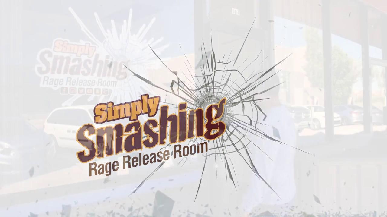Simply Smashing Rage Room Tempe Az