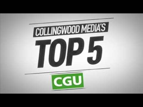 Top 5: Round 23 against Melbourne