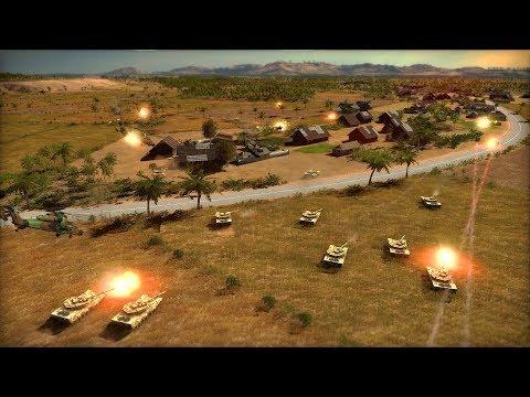 BREAKING: NORTH KOREAN INVADING TANKS BREAK DEFENSE | Wargame: Red Dragon Gameplay
